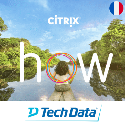 Citrix Techdata Partners screening demo (french)