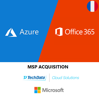 Microsoft TechData MSP Acquisition- Azure and Office365